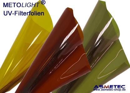 Metolight UV-Filter-Folien