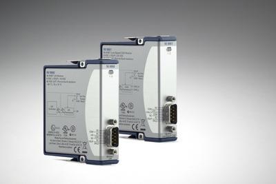 Erste Low-Speed-CAN- und LIN-Schnittstellen für NI CompactDAQ