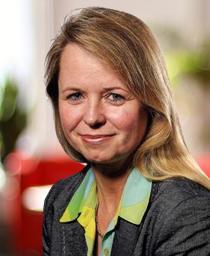 Evelyne Kaiser führt die Geschäfte der ePunkt Hannover.