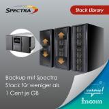 Backup Workshop mit Spectra Logic am 6. Juni