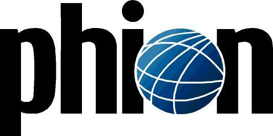 phion logo