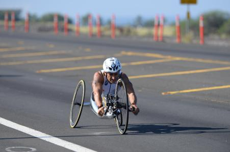 Alessandro Zanardi, Hawaii, 2015