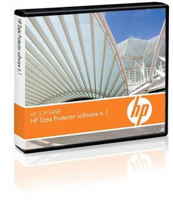 HP Data Proctector Software 6.1