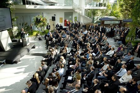Der 4. Controlware Security Day lockte am 20. und 21. September 2012 über 250 IT-Experten nach Dietzenbach bei Frankfurt