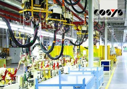Produktionskennzahlen auf einen Blick mit COSYS Bauteilrückverfolgung