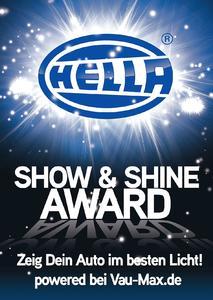 Hella Show & Shine-Award in 2010: Für Tuning-Begeisterte, die ein individuelles Auto mit einem attraktiven Lichtkonzept fahren