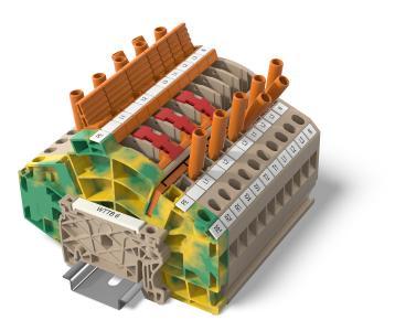 Strom- und Spannungswandler einfach, schnell und sicher verdrahten mit den Klippon® Connect Messwandlerklemmen der TTB-Reihe