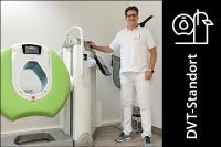 Seit Dezember 2019 verfügt die Chirurgische Gemeinschaftspraxis in Bad Schwartau über die BVOU-Edition des SCS DVTs, das hochauflösende 3-D-Schnittbildaufnahmen – auch unter natürlicher Belastung der Gelenke – anfertigt.