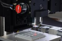 Non-destructive tomographic measuring method for geometrically complex microoptics