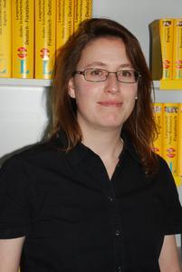 Projektleiterin Annette Fest von Langenscheidt
