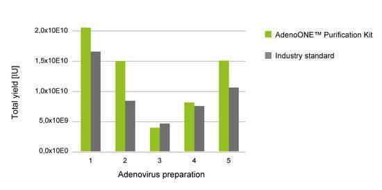 AdenoONE(TM) makes working with adenovirus a standard procedure