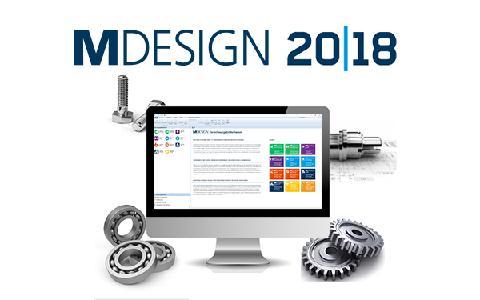 Neue Version MDESIGN 2018