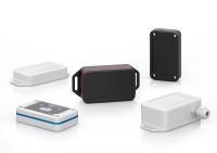 Die Baureihe der neuen IOT-Sensorgehäuse BoLink umfasst insgesamt 18 Varianten in drei verschiedenen Höhen und zwei Schutzarten