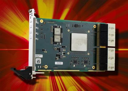 CompactPCI Serial Switch for PCIe 3.0