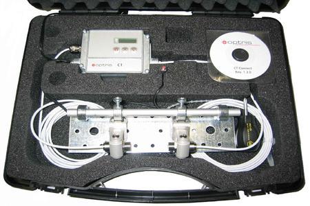 Mobiles Echtzeitemissionsgradmessgerät zur thermischen Materialanalyse