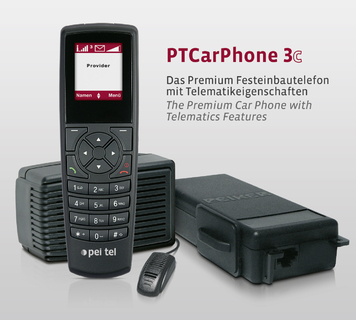 Redesigned car phone unveiled at IAA 2011