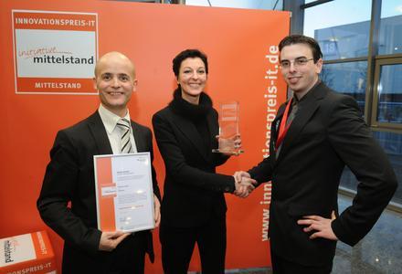 Preisverleihung CeBIT 2010