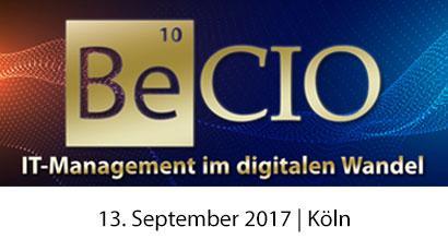 Be CIO Konferenz 2017