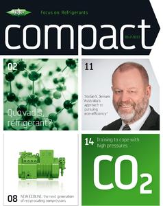 Refrigerant is the primary topic of the new BITZER customer magazine