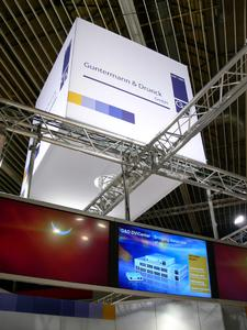G&D at IBC 2011 - 60 countries - 6 languages
