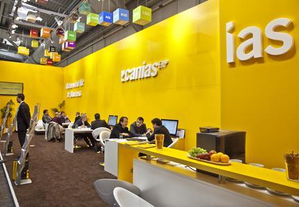 CeBIT 2014: IAS mit Rückenwind zum Erfolg