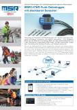 [PDF] Pressemitteilung: MSR147WD: Funk-Datenlogger für bekleidungsphysiologische Messungen