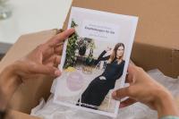AmbienteDirect Broschüre im Paket