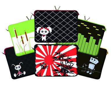 Auswahl DIGITTRADE Notebook Sleeves