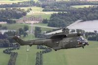 Major milestone achieved as Eurocopter hands over its first Puma Mk2 aircraft to the UK Ministry of Defence