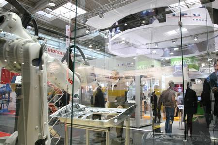 EuroBLECH - Latest Technology - neue Technologien