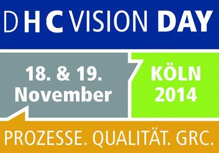 DHC VISION DAY Logo