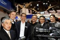 ARRI, ZEISS and FUJINON join forces