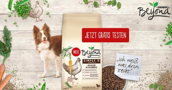 TWT realisiert die Kampagne zur Produkteinführung von Purina BEYOND®
