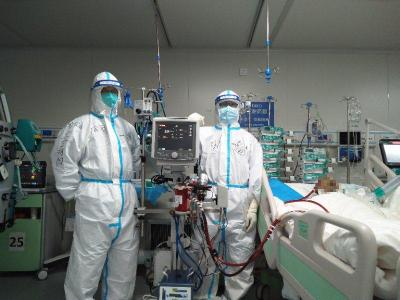 ECMO becomes crucial therapy in battle against COVID-19 in Europe - Xenios consoles as lifesavers