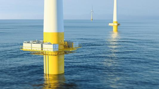 AquaVentus will mit zehn Gigawatt Erzeugungsleistung bis 2035 einen entscheidenden Beitrag zur deutschen und europäischen Wasserstoffstrategie leisten / Bild: © AquaVentus