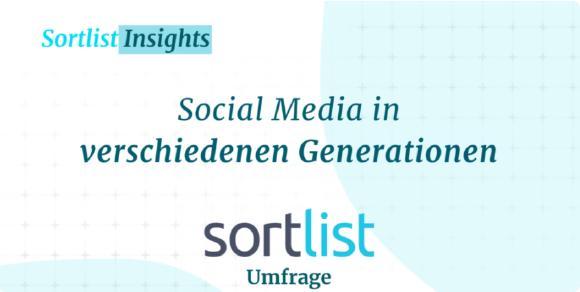 Umfrage: Wie sich die Nutzung sozialer Medien bei verschiedenen Generationen verändert hat