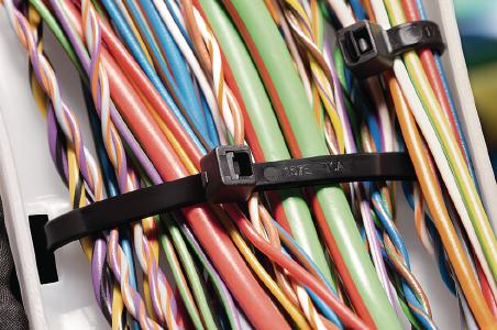 Professional cable management accessories from HellermannTyton