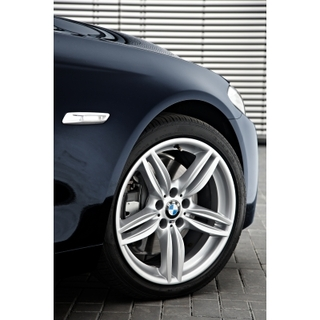 The BMW 5 Series with M Sport Package