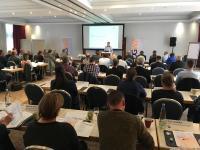 Die zweite Tagung Sicherheit in Bildungseinrichtungen hat am 29. November 2018 in Heidelberg erfolgreich stattgefunden