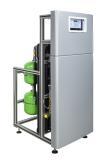 Die Ultrafiltrationsanlagen ultraliQ:SB2000 mit Frontverkleidung (links) und ultraliQ:MA10000 werden zur Herstellung von klarem und keimfreiem Wasser eingesetzt / Bild: Grünbeck Wasseraufbereitung GmbH