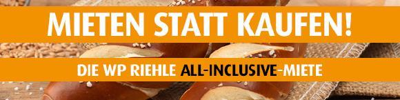 WP Riehle All-Inclusive-Miete