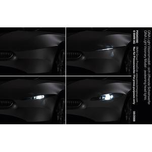 GINA Light Visionsmodell - sich öffnende Scheinwerfer