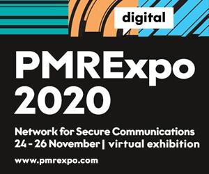 digitalPMRExpo 2020: Europe's Leading Trade Fair for Secure Communications Goes Digital