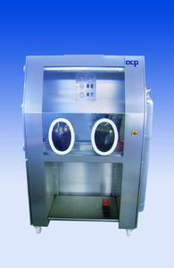 Mit der JetStation hat acp einen ergonomischen Handarbeitsplatz zur CO2-Schneestrahlreinigung entwickelt.