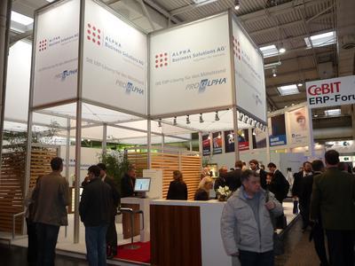 ALPHA Business Solutions blickt auf erfolgreiche CeBIT zurück