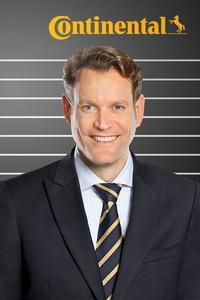Nikolai Setzer, Vorstandsmitglied von Continental und Leiter der Division Reifen