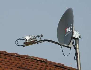 FILIAGO Internet via Satellit