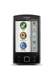 Garmin-Asus nüvifone A50