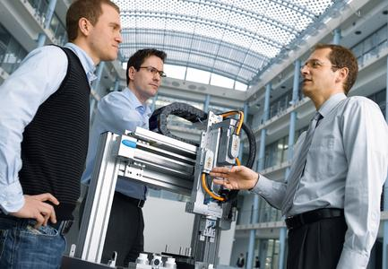 Festo offers one-stop-shopping from Factory to Process Automation