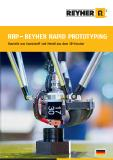 [PDF] REYHER Broschüre RRP - REYHER Rapid Prototyping